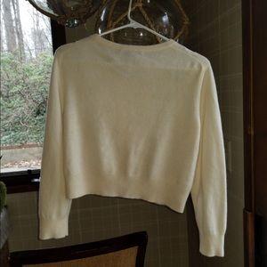 2fb9f23e580 ANTONIO MELANI Sweaters - NWT Antonio Melani Cashmere Cardigan